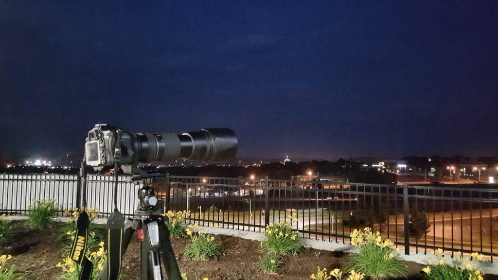 Nikon D7000 with a Tamron 105/600mm lens.