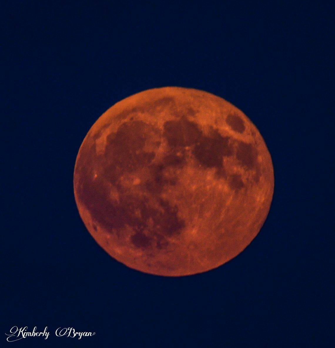 The Blood Moon July 27, 2018: Longest total Lunar Eclipse of the Century.