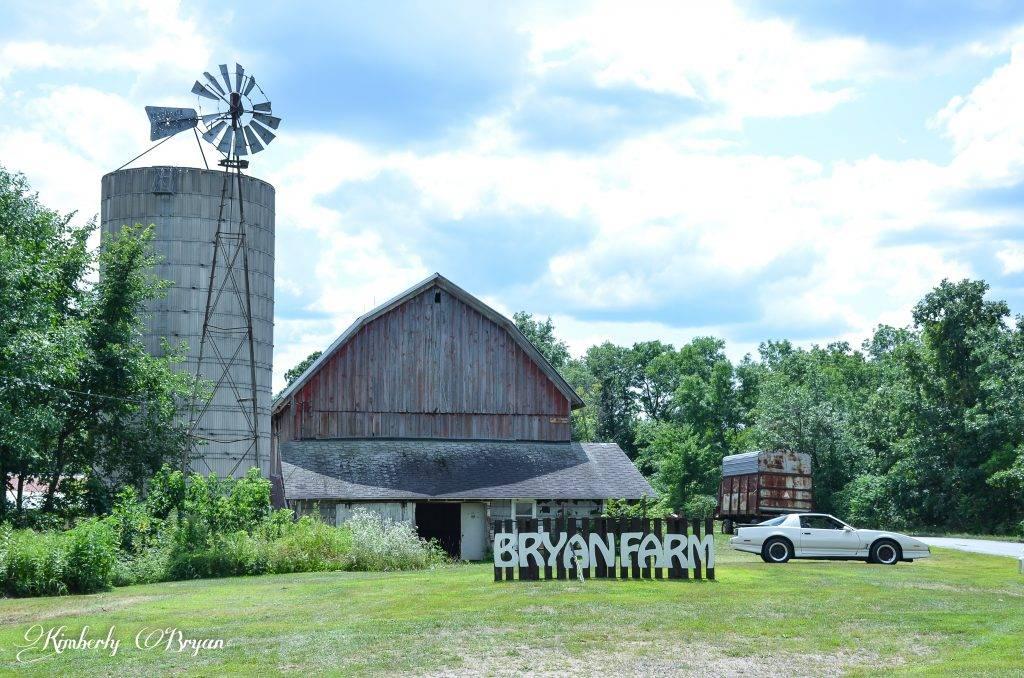 Bryan farm barn.