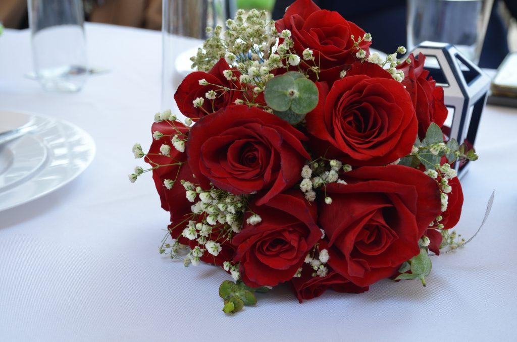 Brides bouquet.