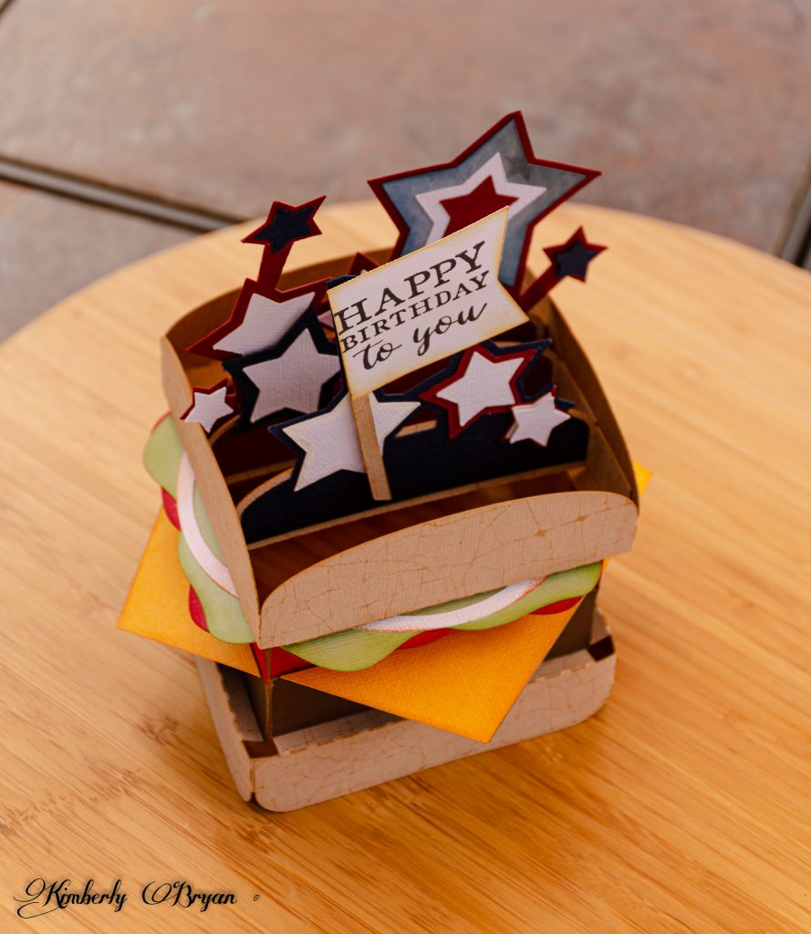 You are looking at the 3D hamburger <span class='hiddenSpellError wpgc-spelling' style='background: #FFC0C0;'>SVG</span> box card from above.
