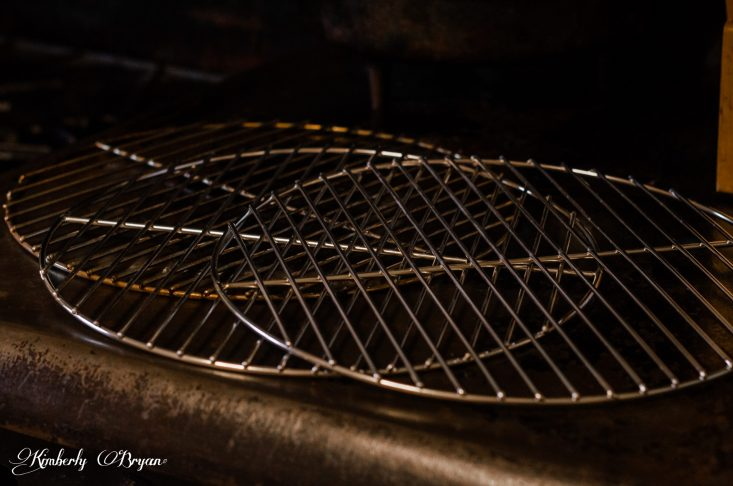 You are looking at 3 stainless steel grates that can be used it the Orion to cook things like chicken wings, etcYou are looking at the poultry rack and dripping tray that go inside the Orion cooker. I'll be using these items to cook my turkey. This post is from, Happy Smoked Turkey Day From Wisconsin..