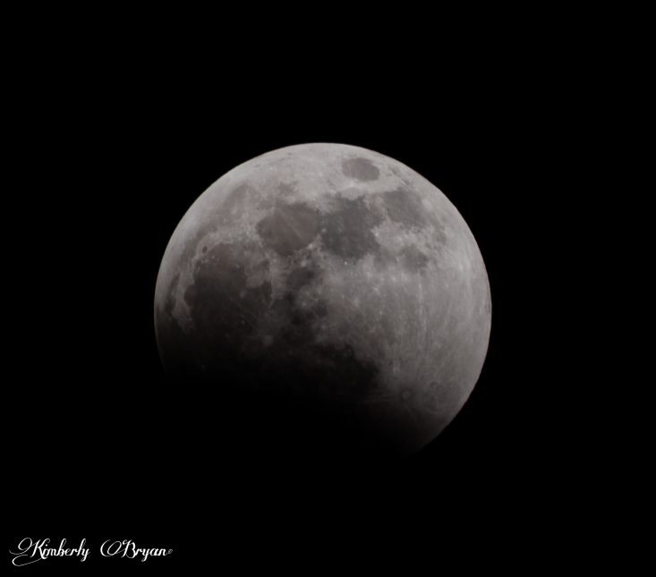 You are looking at a Partial Lunar Eclipse photo of the Moon. I had taken this on January 21st, 2019. There will be a May 26th Partial Lunar Eclipse of 2021.